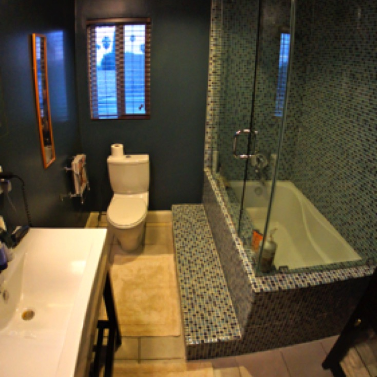 Redone bathroom
